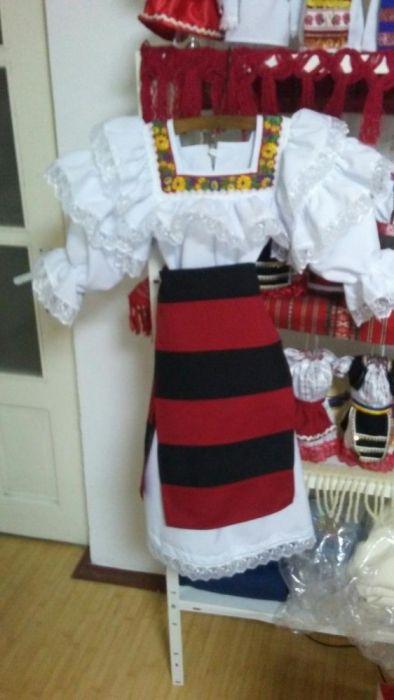Costum popular maramureș