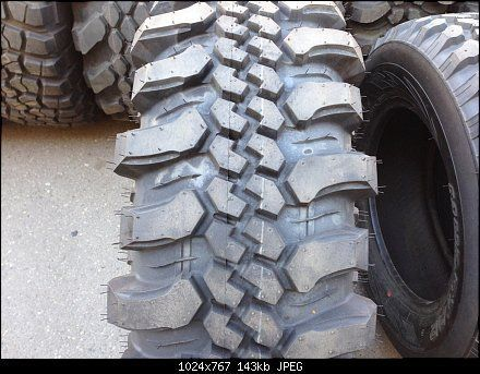 Vand anvelope noi off road MT 36x12,5 R16 CST CL18 by Maxxis