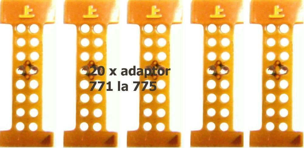 Adaptor socket 771 la 775 - 10 bucati pt Xeon quad core procesor cpu