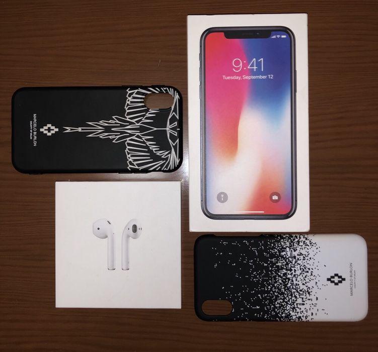 Conjunto iPhone X