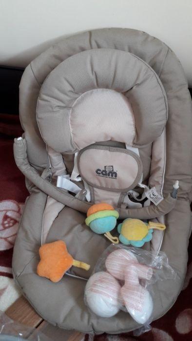 Leagăn electric bebeluși