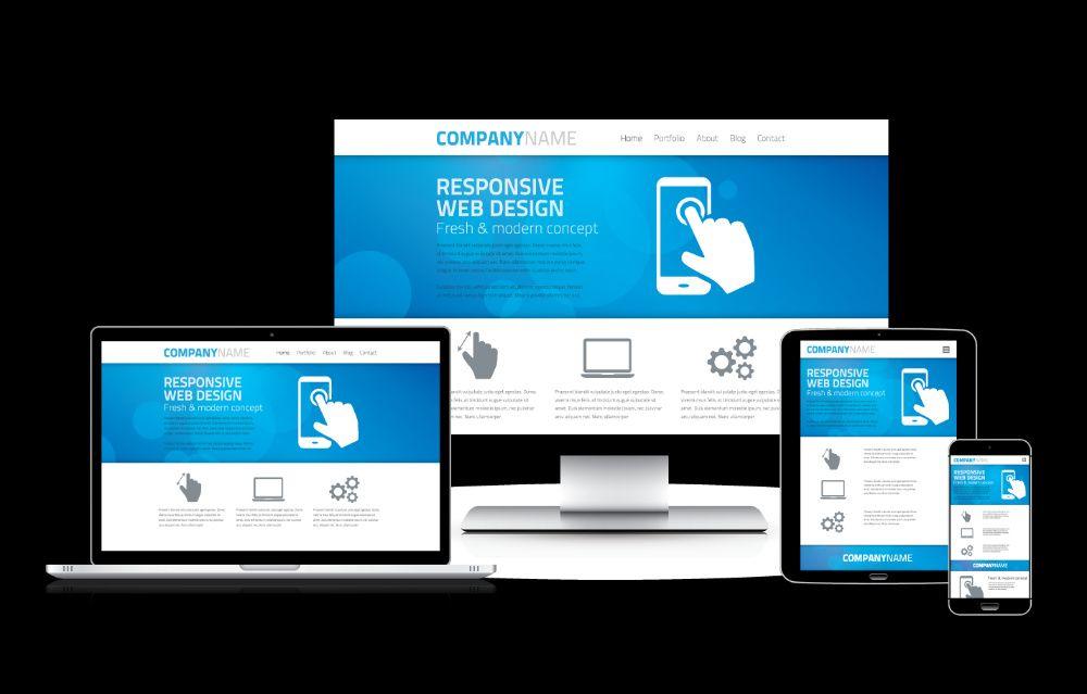 Fazemos Websites Profissionais