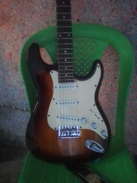 Guitarra fender Kilamba - Kiaxi - imagem 2
