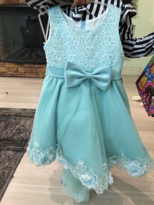 Детское платье на 3 года