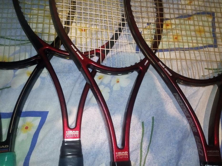 Rachete Tenis Head Prestige Classic 600, Prestige Pro600, PrestigeTour