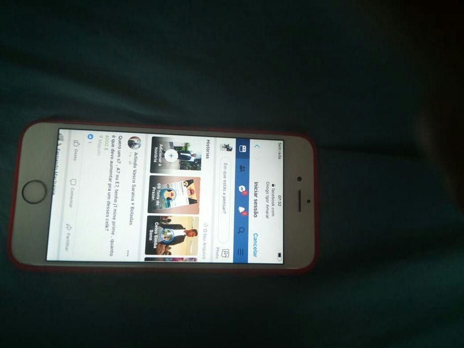 IPhone 6s com icloud que podes usar internet