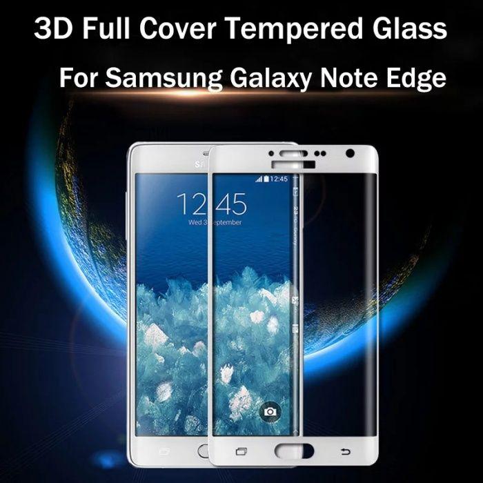 Folie de sticla securizata 3D Samsung Galaxy Note Edge