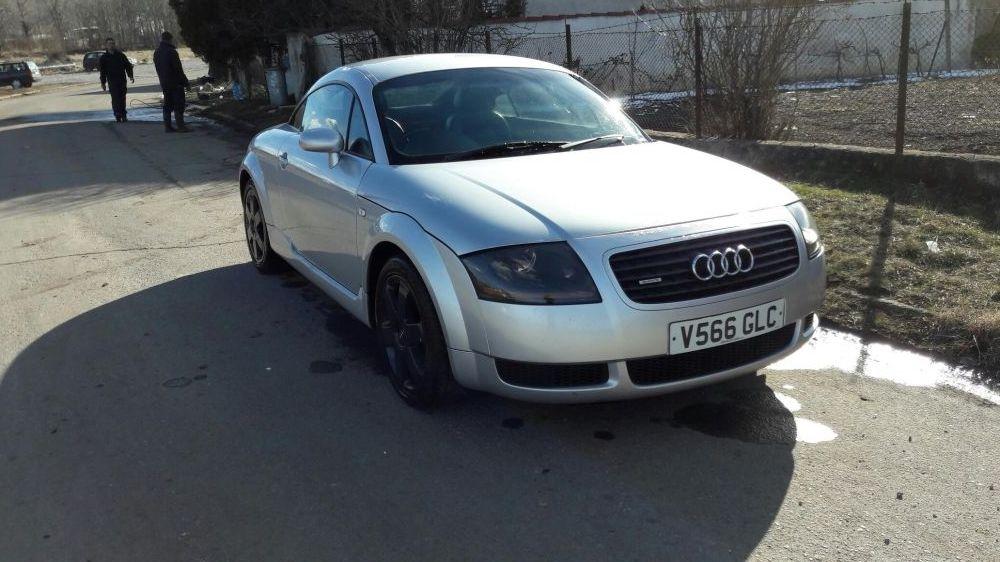 Audi TT 1.8T, 225 кс, 6 ск, 4х4, 2000 г. НА ЧАСТИ