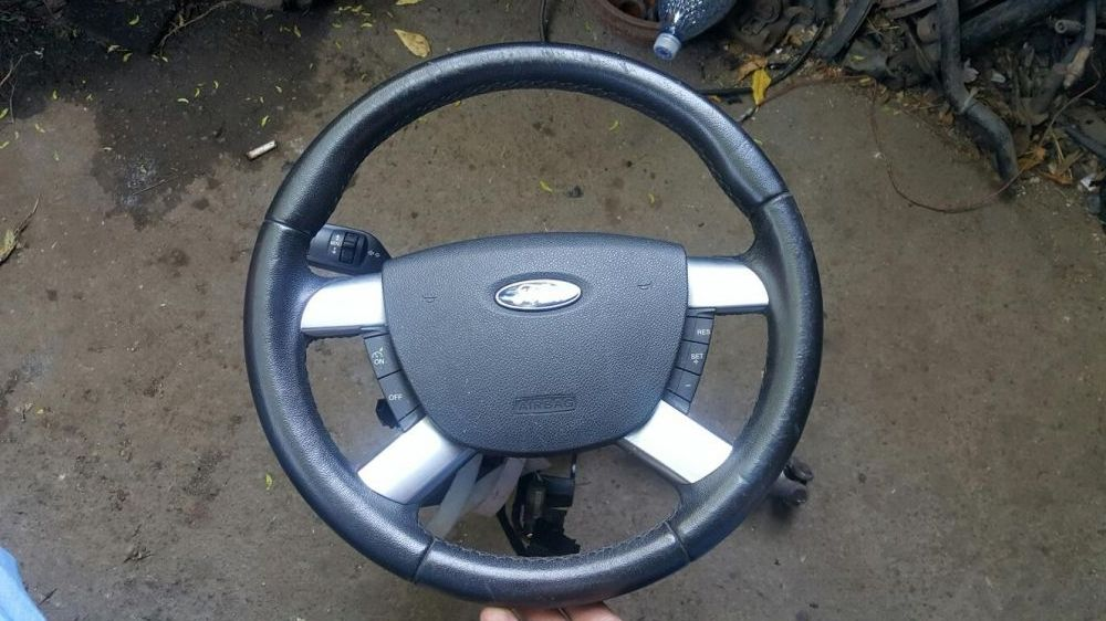 Volan piele, pilot automat Ford Focus 2,airbag volan Ford Focus 2