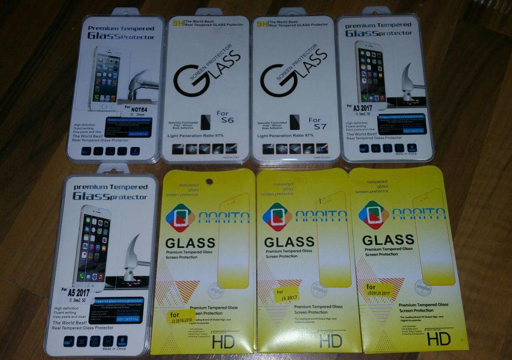 Folie sticla antisoc Samsung Note4,S6,S7,J3/J5 2016,A3/A5/J3/J5 2017