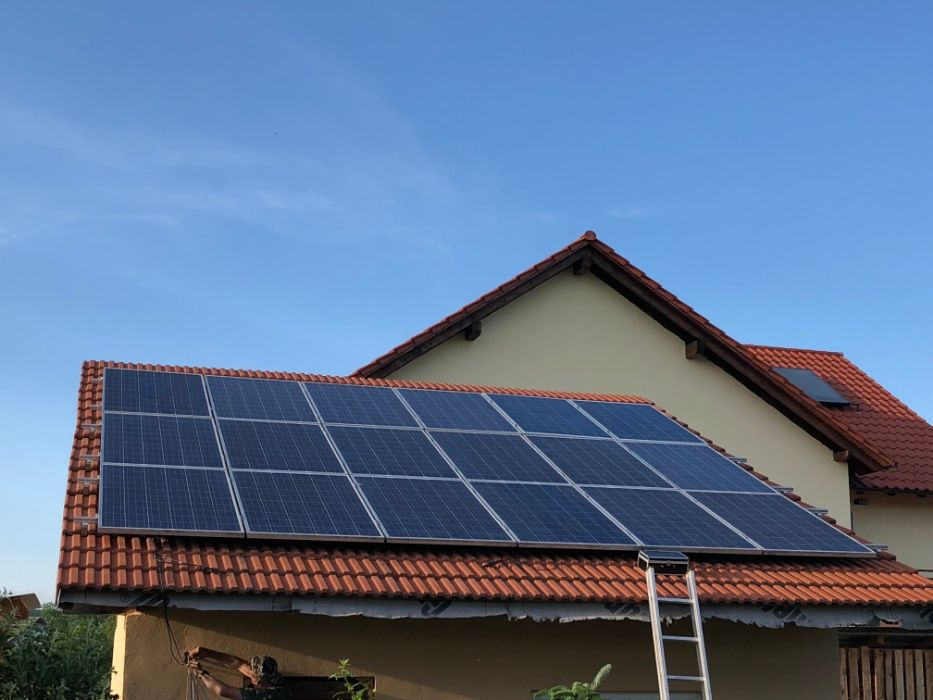 Kit fotovoltaic Off grid 4 kWp