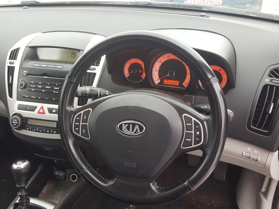 airbag sofer airbag pasager kia ceed