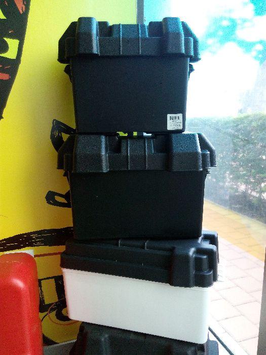 Caixas para baterias de barcos