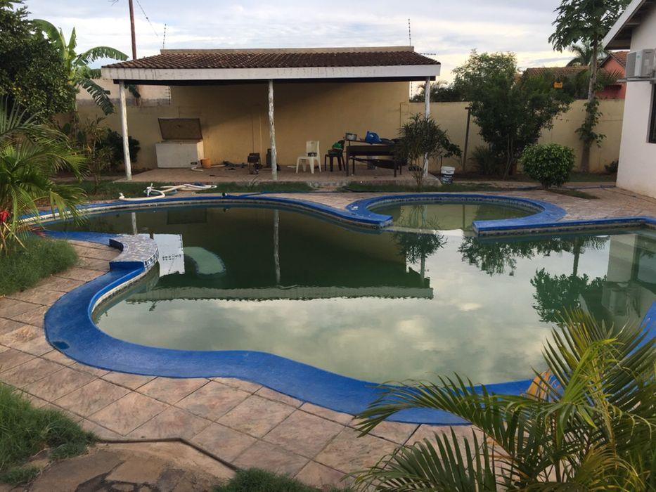 Arrenda se t3 mobilada e piscina no Condominio de Malhapesene