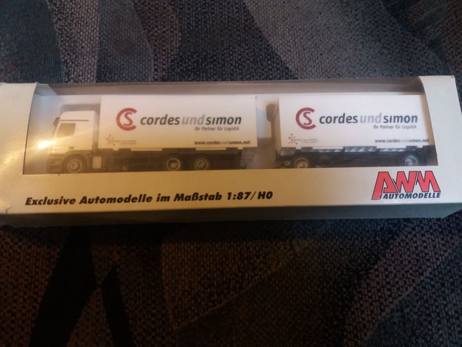 Camion H0 1:87