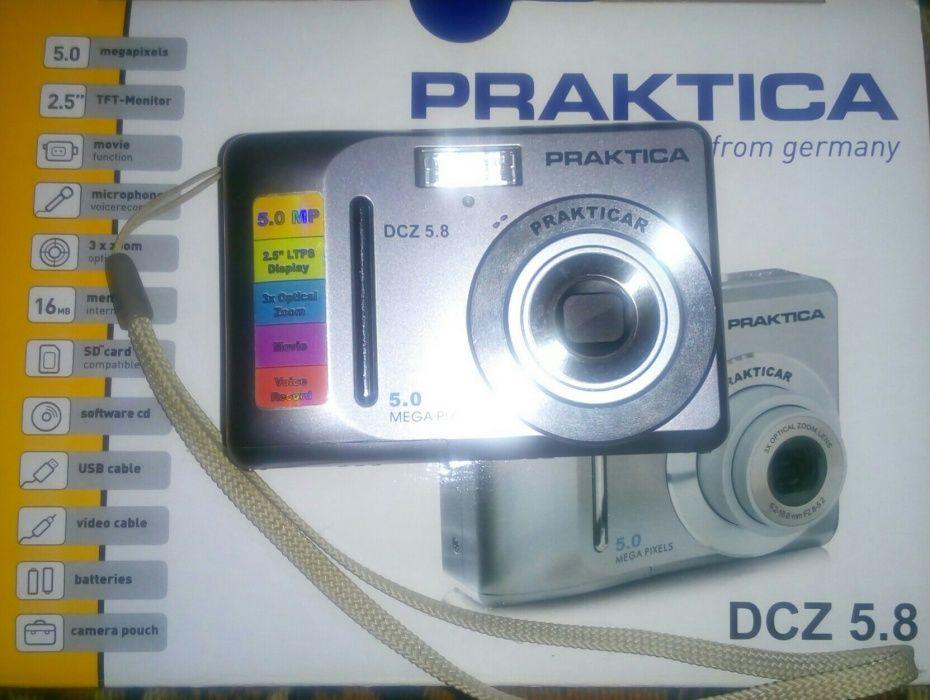 Фотоапарат Practica