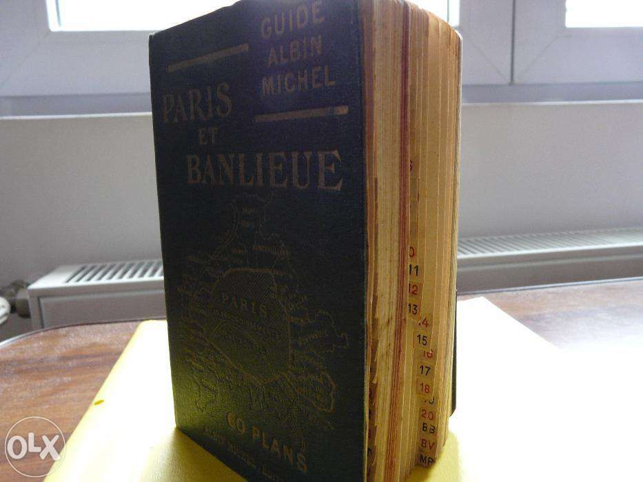Paris. Guide Albin Michel. 1931