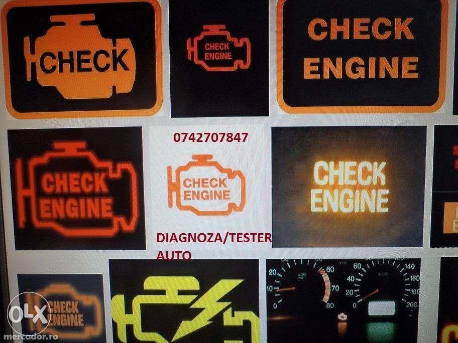 Diagnoza/ tester/scriere injectoare Dacia- Renault