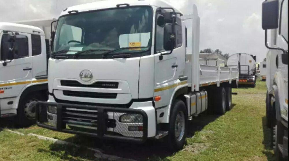 Nissan UD à venda na África do Sul