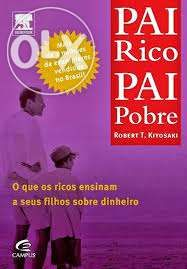 Pai pobre Pai Rico CD audio livro