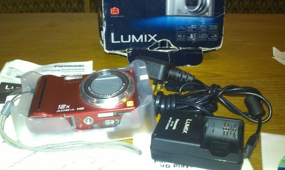 Panasonic Lumix TZ 7 Vand / Schimb