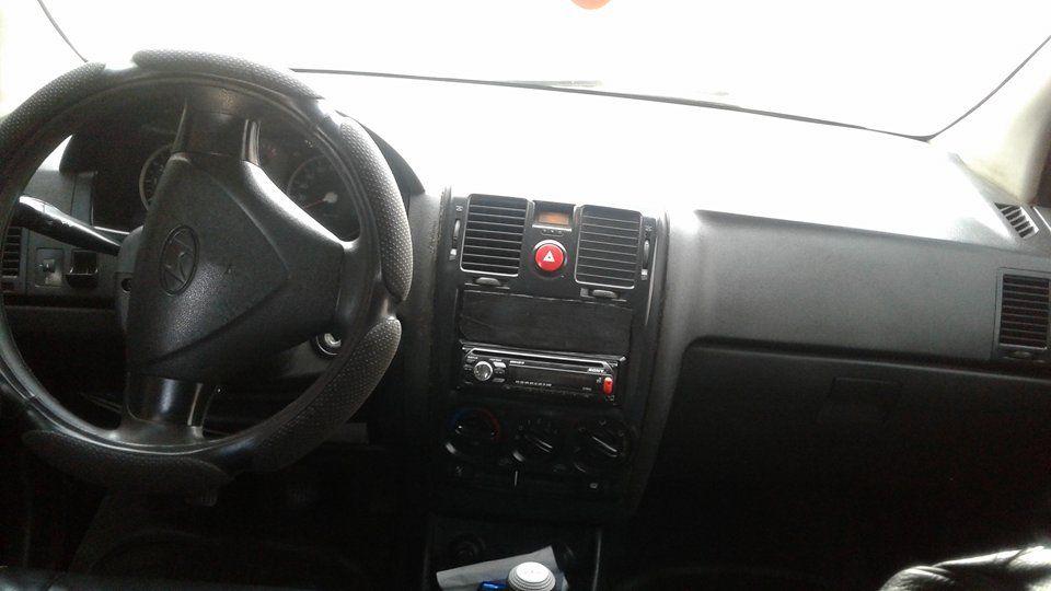 Hyundai Getz Samba - imagem 5