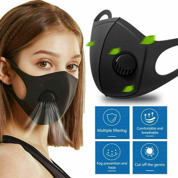 ПРОМО! Маски за лице против мръсен въздух 2.5 филтър..