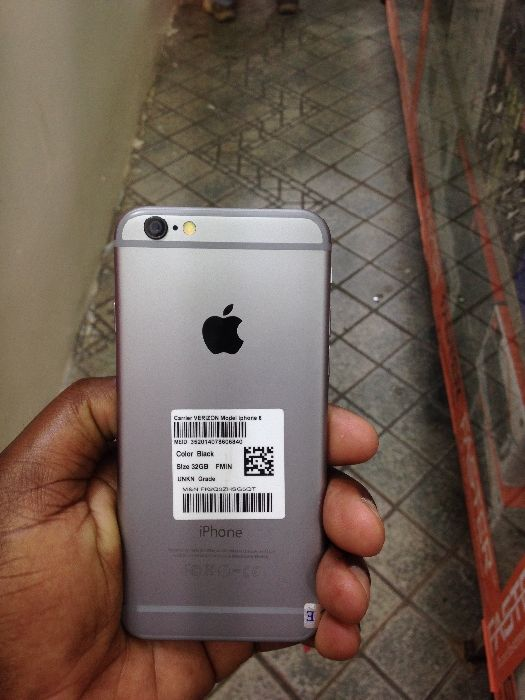 iPhone 6 novo fora da caixa com 64 gb