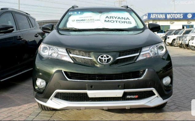 Toyota Rav4 novo modelo 0km
