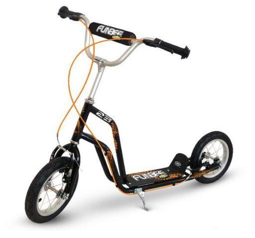 Тротинетка скутер колело