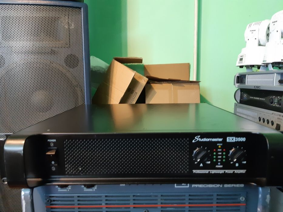 Studiomaster SX3500