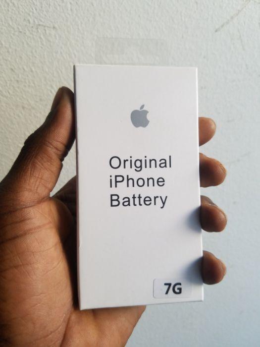 Baterias iPhone 7/7Plus e iPhone 6/Plus [ Entrega e Montagem GRÁTIS ]