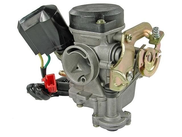 Carburator Complet Scuter Chinezesc Gy6 - 4T 4Timpi 49 - 50- 80cc NOU