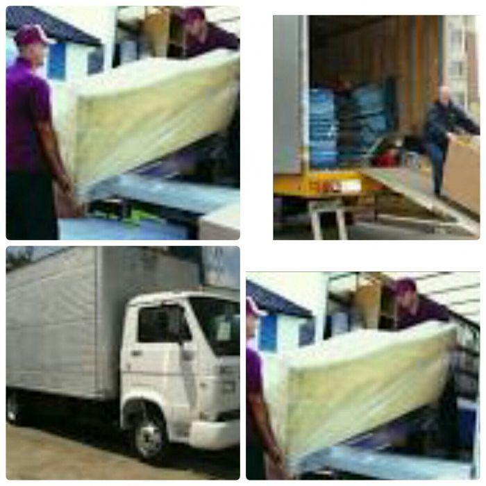 Mudanças de residencia, embalamento e transporte da mobilia fazemos
