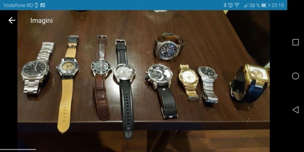 Ceasuri sector, omega, Seiko, nautica la schimb