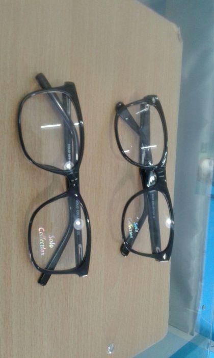 Diversos quadros/armações oftalmologicas e lentes de graduação.