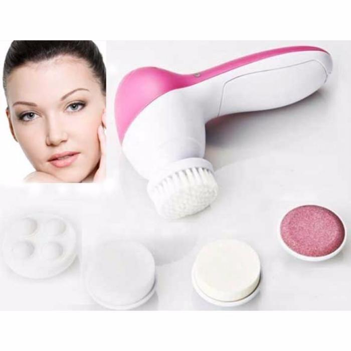 Aparat curatare, relaxare si masaj facial, 5 in 1