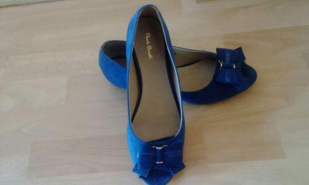Дамски отворени обувки, номер 40