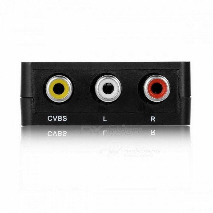 Conversor AV para HDMI ( AV 2 HDMI) Bairro Central - imagem 3