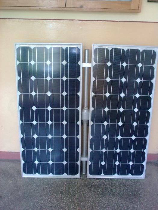 Panouri fotovoltaice cu orientare automata dupa soare