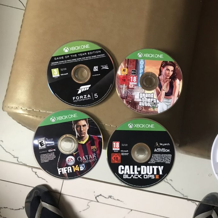 Jogos para a Xbox one a venda Ilha do Cabo - imagem 1