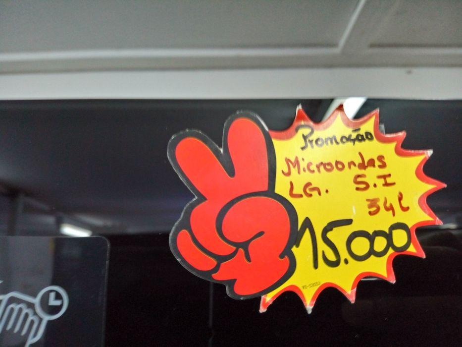 Micro-ondas LG