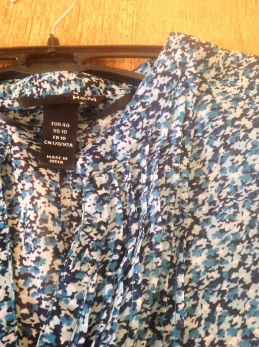 Rochie/cămașă H&M m 40