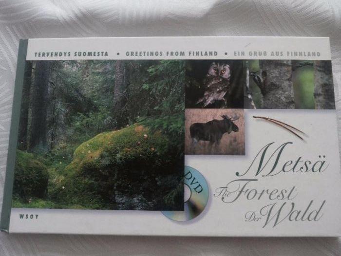 Финландската гора- мини енциклопедия с DVD