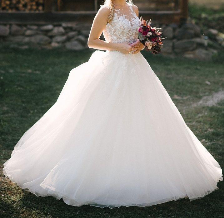 Vând rochie de mireasă Cluj-Napoca - imagine 1