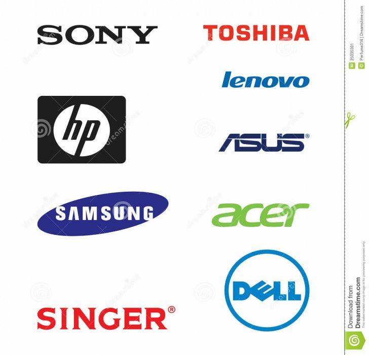Vendemos beterias de computador de acordo às marcas na imagem