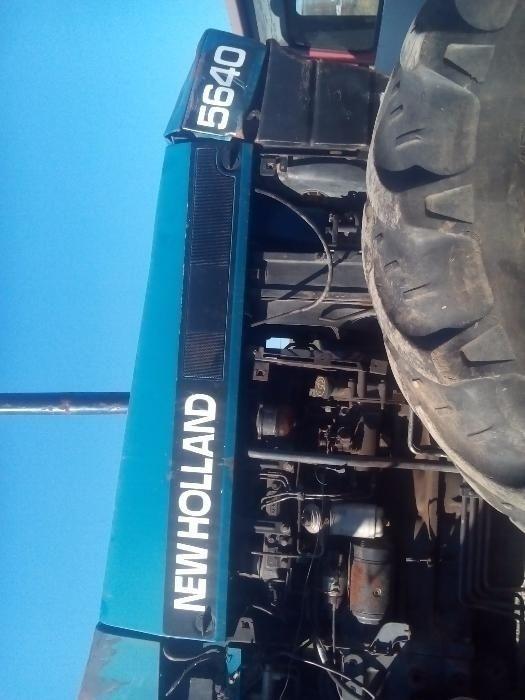 Dezmembrez tractor New Hohland