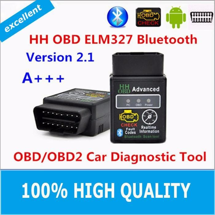 Tester elm327 bluetooth interfata diagnoza auto obd2 smartphone sau pc