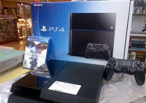PS4 Disponível
