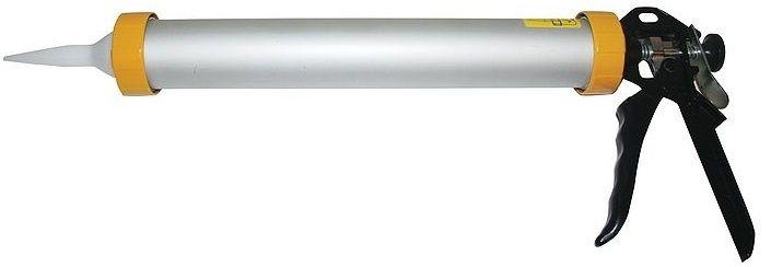 ПИСТОЛЕТ ЗА СИЛИКОН Алуминиев с метални усилени гайки